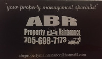 ABR Property Maintenance Professional & Reliable
