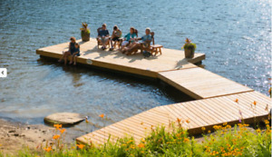 ProDock  Floating Docks (Fresh Water / Residential)