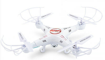 NEW Major UFO 8899 4.5CH 2.4GHz RC Drone Quadcopter with Camera (Ships from USA)