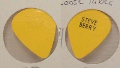 Loose Tubes   Older Steve Berry Tour Concert Guitar Pick   Last One