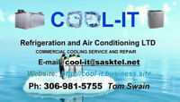 Cooling and Air Conditioning Repair/Installation Services