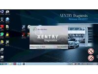 MERCEDES STAR DIAGNOSTIC SERVICE - FORD - MAZDA IDS SERVICE AVAILABLE