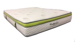 EX-DISPLAY new queen MEMORY-GEL 7 ZONE POCKET SPRING finance Bundall Gold Coast City Preview