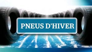 PNEUS D'HIVERS NEUFS PLUSIEURS GRANDEURS