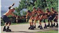 rollerblade lessons