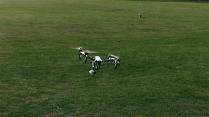 DJI Inspire 1 drone / UAV - aerial video and photography