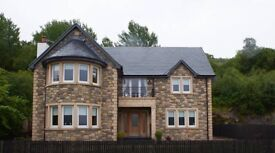 Luxury 6 Bedroom Villa in Loch Fyne