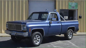 1980 Chevy truck parts wanted