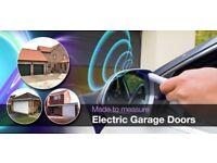 Electric Garage Doors, Roller Garage Door, Remote Controlled Garage Doors