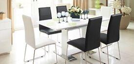 Harvey's Designer Dining Table