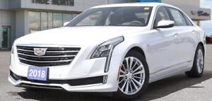 2018 Cadillac CT6 Plugin Sedan. Executive Demo. 4500 kms.