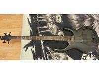 Ibanez EDC 710 Ergodyne Bass Guitar
