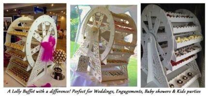 Lolly buffet Ferris Wheel