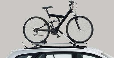 original Kia Fahrrad Träger Fahrradträger Dachmontage alu E822066600 NEU