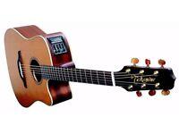 Takamine TAN10C electro acoustic Dreadnought guitar