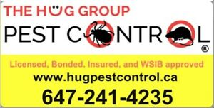 Guaranteed Pest Control!!!! Call Today for a FREE Quote