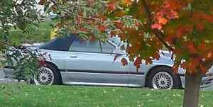 A  REAL AND RARE  EXPERIENCE- 1988 Mazda RX-7 Convertible Peterborough Peterborough Area image 1