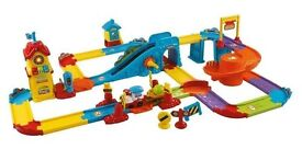 Vetch Baby Toot Toot Drivers Train Station 32 Pieces Track Kids Play Set