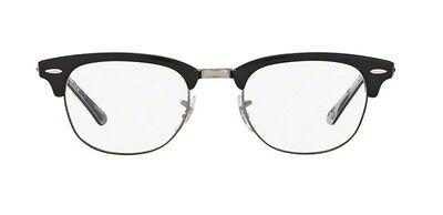 RAY BAN 5154 EYEGLASSES UNISEX RX5154 EYE GLASSES OPTICAL FRAME 5649 BLACK NEW