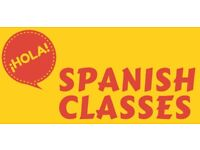 All-levels 1-to-1 Spanish lessons