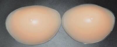 2 SILIKON Einlagen für BH / Bikini Cup A,B,C,D PUSH UP Kissen NEU 125g !