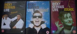 RICKY GERVAIS STAND UP COMEDY