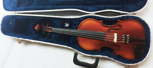 "Knilling Bucharest Violin Size 3/4, 22"" long, Made in Romania"