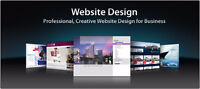 Website Design (Limited Time Promotional offer 550$)