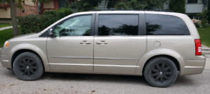 2009 Town & Country Touring