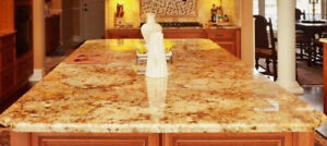 QUARTZ GRANITE COUNTERTOPS PLUS FREE VANITY TOP (647) 812-0537
