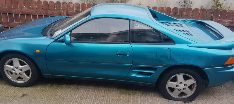 Toyota mr2 mk2 gmax jap import restoration complete car an v5 | in  Tandragee, County Armagh | Gumtree