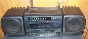 Fisher Stereo High Fidelity System AC/DC PH-W1000 / Sony CFS-D30