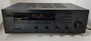 Yamaha RX 395 stereo amplifier/receiver