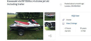 ISO - this add that was posted for Kawasaki Jet Ski