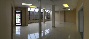 COMMERCIAL OFFICE W/ WAREHOUSE FOR RENT - 600 BOWES RD.