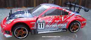 New RC Car Brushless Electric 1/10 Scale 2.4G 4WD LIPO Kitchener / Waterloo Kitchener Area image 5