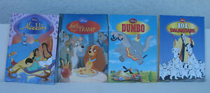 Disney story books(4) set