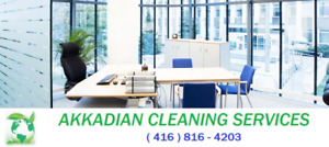 JANITORIAL / COMMERCIAL CLEANING SERVICES