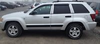 2006 Jeep Grand Cherokee SUV, Crossover $3500