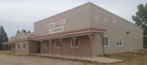 5000 sq ft Commercial Building at Neepawa on Highway 16