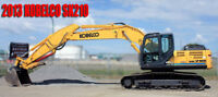2013 KOBELCO SK210 EXCAVATOR **GREAT PRICE**ONLY 900 hrs**
