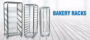 Bakery Racks,Stainless Steel Bins & Platforms-Any Size-Brand New