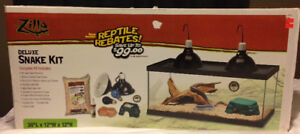 Snake or Small Reptile Kit