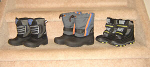 Toddler's Winter Boots - sizes 5, 9, 10