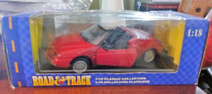 Die Cast 1:18 Alfa Romeo  Spider 1995, Red