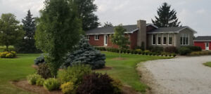 Beautiful renovated COUNTRY home. Move in ready!