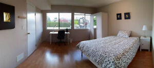3 room mainfloor suite (can rent each room seperately) SFU area