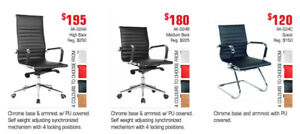 Now Great Deals up to 40% OFF on All Office Chairs Storewide!!!
