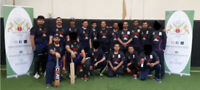 Join our Cricket Team for Winter Leauge