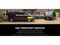 Luxury Airport Transfers | Chauffeur Services | Event Transport